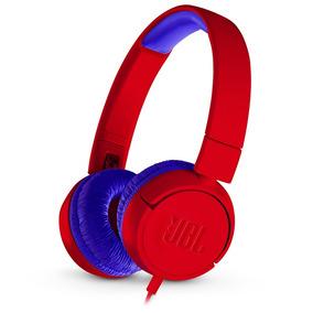 Fone De Ouvido On-ear Jbl Kids Jr300 Especial Para Criancas