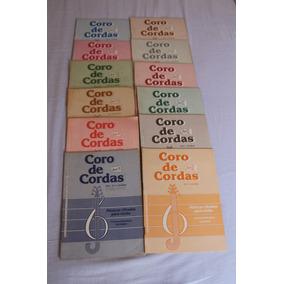 Revista Coro De Cordas Cifras De 13 A 24 - Ano 1983