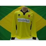 Camisa De Goleiro Time Blackpool Da Inglaterra Oficial Errea c8334ef689a5f