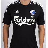 Camisa Football Club København adidas 2012 2013 - Dinamarca