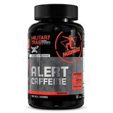 Termogênico Alert Caffein 90 Cáps - Military Trail Val 06/19
