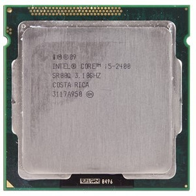 Procesador Intel Core I5-2400 Quad-core Processor 3.1 Ghz