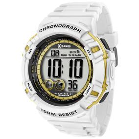 2a8804c0c77 Relógio Masculino Digital X Games Xmppd342 Bxbx Branco - Relógios De ...