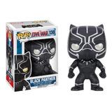 Funko Pop Marvel Civil War Black Panther