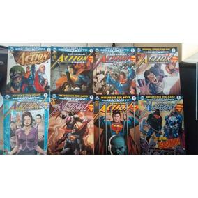 Action Comics 1 A 8 (superman) Renascimento (2017)