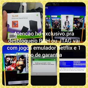 Hd Rgh - Xbox 360 no Mercado Livre Brasil a4c6d81597436