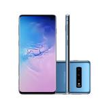 Smartphone Samsung Galaxy S10 Plus 128gb Anatel Nacional