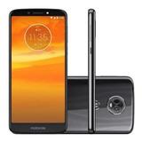 Promoção Motorola Moto E5 Plus Xt-1924-3 Tela De 6 Dual Sim