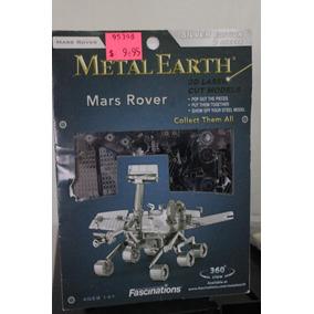 Para Armar Mars Rover Metal Importado Modelo