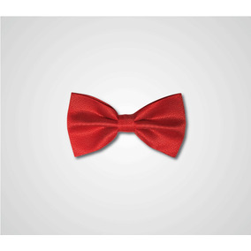 Corbata Michi Roja Para Adulto, Somos Tienda