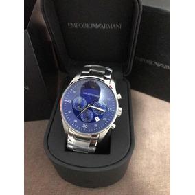 Relógio Armani Prata