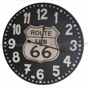 54d933c2258 Antigo E Grande Relógio Redondo - Relógios De Parede Antigos no ...