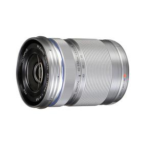 Olympus M.zuiko Digital Ed 40-150mm F4.0-5.6 R Plata