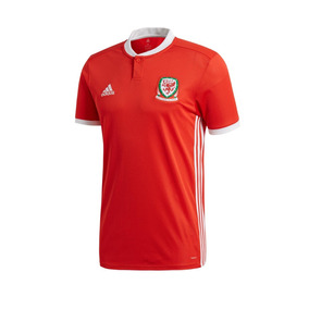 Camiseta adidas Gales 2018 Newsport