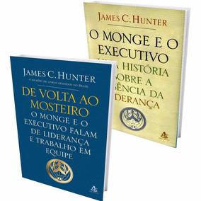 Kit Livros - O Monge E O Executivo + De Volta Ao Mosteiro #