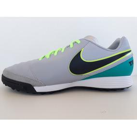 Chuteira Nike Tiempo Genio Leather 2 Tf - Society