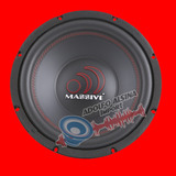 Massive - Tko124 - 12 300 Watts Rms Dual 4 Ohm Subwoofer