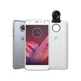 Smartphone Motorola Moto Z2 Play 360 Câmera-edition 64gb A