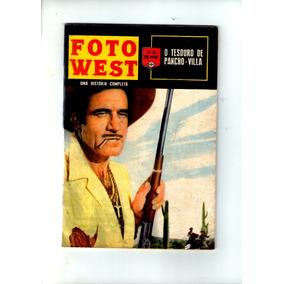 Foto West Nº 29 Ediex O Tesouro De Pancho Villa