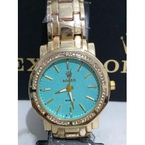 d905310f8c8 Relogio Feminino Azul Marinho De Luxo Rolex - Relógios De Pulso no ...