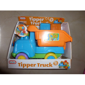 Camion Tipper Truck Marca Funtime Para Bebe