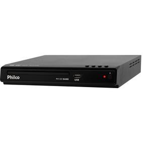 Dvd Player Philco Game Usb Com 2 Joysticks Ph150