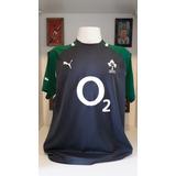 Camisa Rugby Irlanda