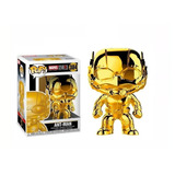 Funko Pop Ant-man Chrome 384 - Marvel Studios
