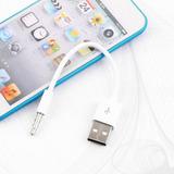 Cable Ipod Shuffle 3ra 4ta 5ta 6ta 7ma Generación