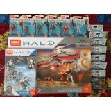 Mega Construx Halo Phaeton, Serie 8, Serie Ark Y Unsc Blizz