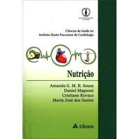 Livro Nutrição - Ciências Da Saúde No Instituto Dante Pazzan