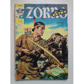 Gibi Zorro Extra Nº 17 3º Série