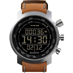 Relógio Suunto - Ss018733000 - Elementum Terra Brown Leather