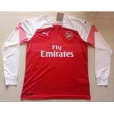 Camisetas Arsenal De Inglaterra 2019 Aubameyang Ramsey be4587d70c567