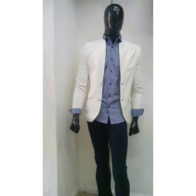 Camisa Hombres Caballero Corte Slim Fit Varios Colores