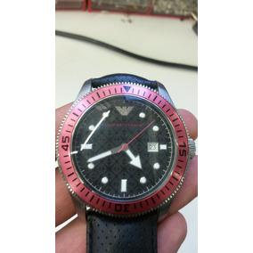 fd2d354fa81 Relogio Emporio Armani Ar 0186 Quadrado - Relógios De Pulso