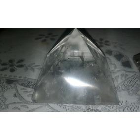 4 Piramides Queups Cristal,verde, Rosa, Ametista