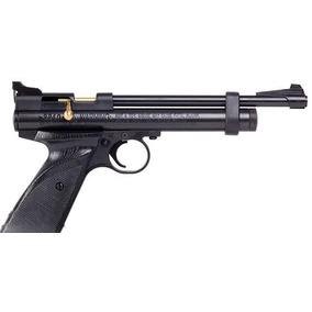 Pistola De Aire Cal.5.5 Crosman 2240 Bolt Action Co2