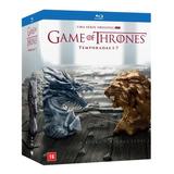Blu-ray Game Of Thrones - Temporadas Completas 1-7 - 35 Disc