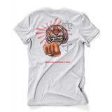 Camisa Karatê Japão Branca Adulto Dryfit Personalize 367f354c431d6
