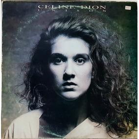 Lp Celine Dion - Unison - Columbia 1990 - Com Encarte - N-