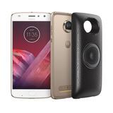 Motorola Moto Z2 Play Stereo Speaker 64gb 12mp Android 7.1