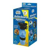 Bebedouro Squeeze De Plástico Com Velcro Para Cachorro 600ml