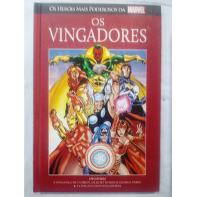 Os Heróis Mais Poderosos Da Marvel N° 1 Salvat