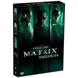 Dvd Coleção Matrix - A Trilogia - 3 Discos