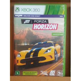 Forza Horizon - Xbox 360 (mídia Física)