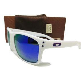 0c9bb20135cf5 Oculos Oakley Holbrook Branco - Óculos no Mercado Livre Brasil