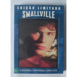 Smallville 2ª Temporada - Dvd