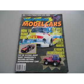 Revista Importada Radio Control Model Cars Brinquedos 09/96