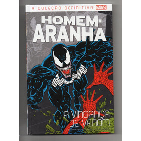 Coleção Hq Homem-aranha N 40 A Vingança De Venom